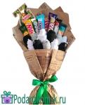 03)Из носок и шоколадок+жвачка
